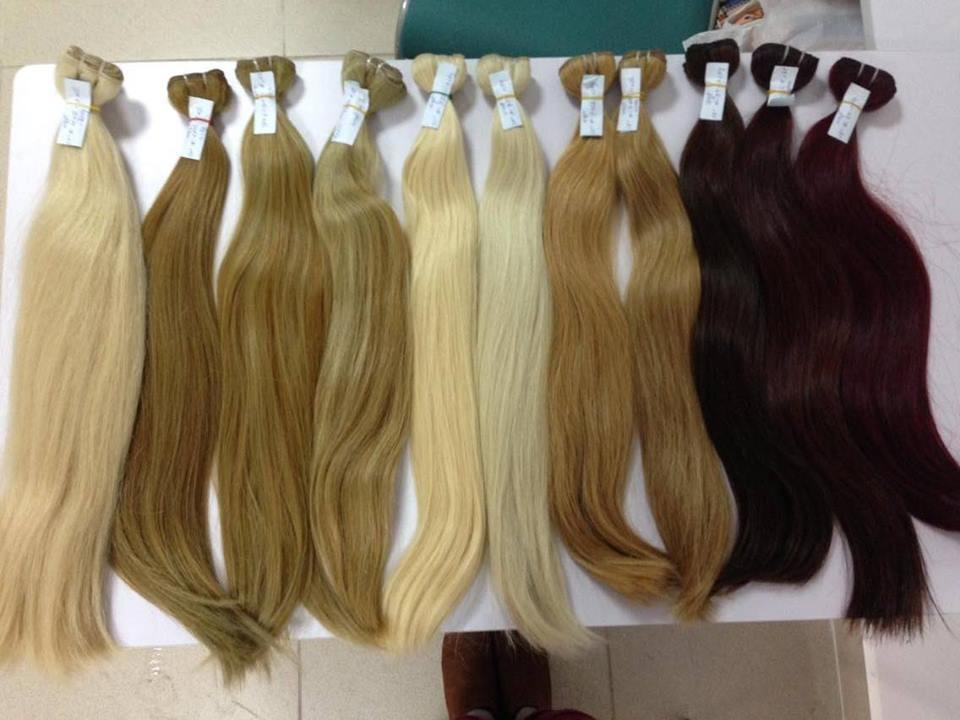 Weft color A&B