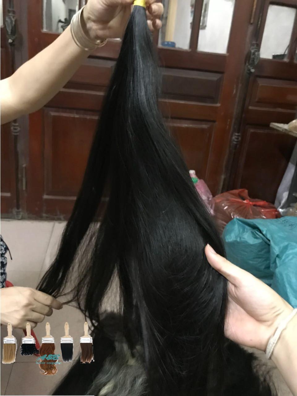 hair one head
