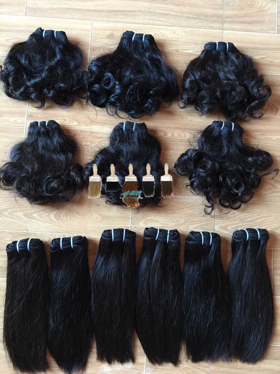 weft hair wavy and more