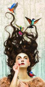 Правильный уход за нарощенными волосами