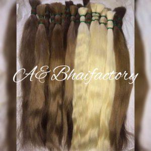 Славянские волосы в срезах оптом